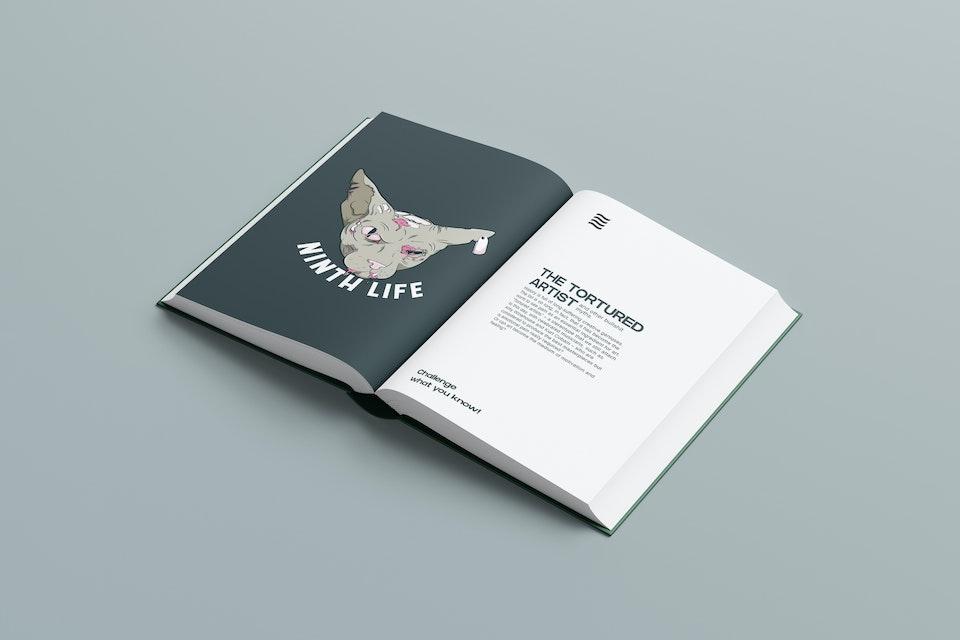 Book Mockup -