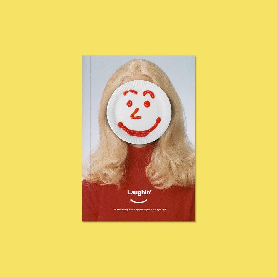 Laughin' book