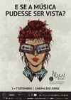Poster Designs - Poster for Muvi Festival, Lisbon Portugal -2014