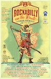 Poster Designs - Poster for Rockabilly On The Route Festival - Tucumcari, New Mexico - 2017