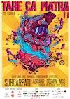 Poster Designs - Poster for Tare Ca Piatra Festival, Piatra Neamt, Romania -2016