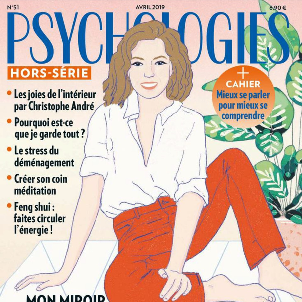 Milica Golubovic - Psychologies Magazine (FR) Special Issue