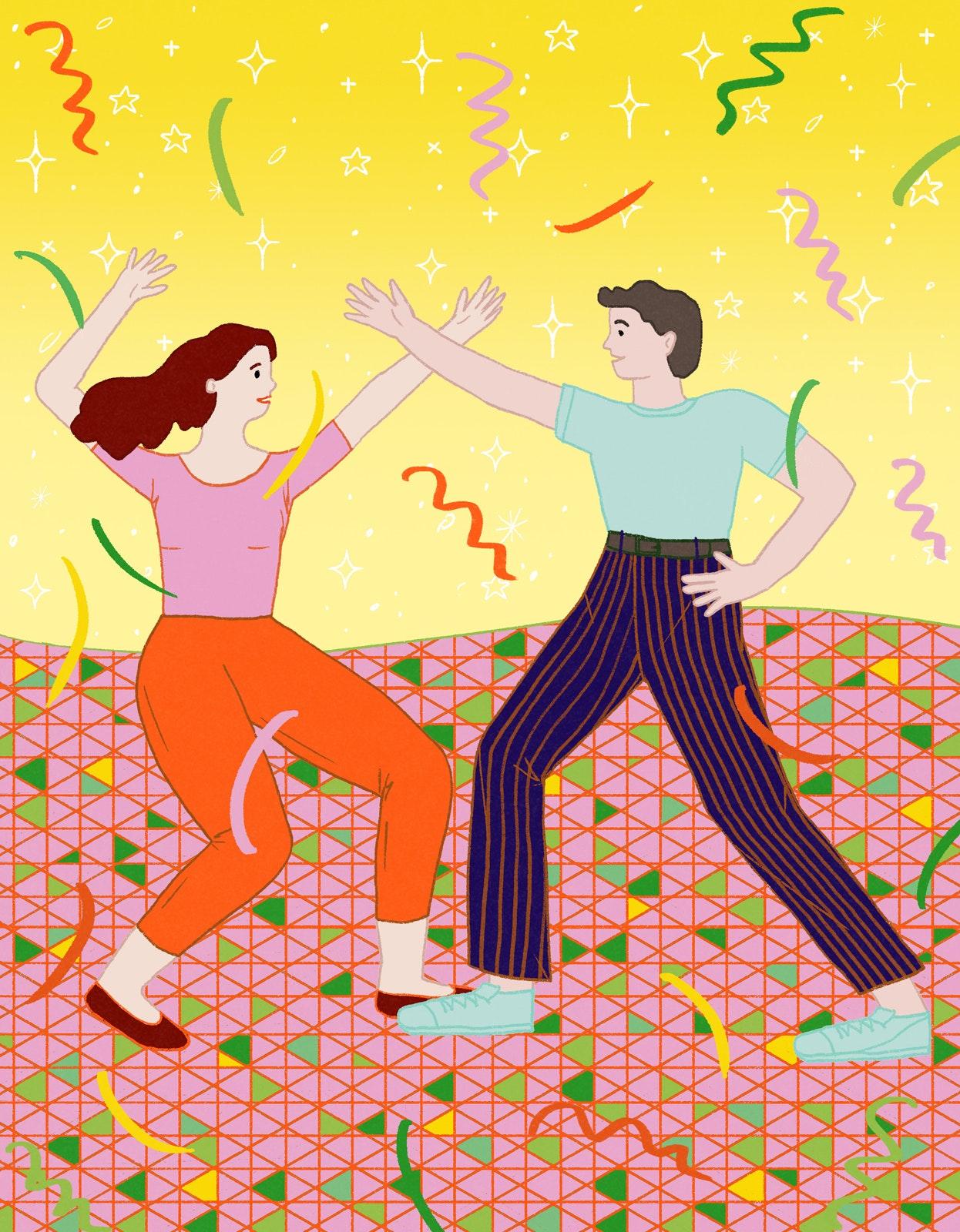 MILICA GOLUBOVIC - Dancing web