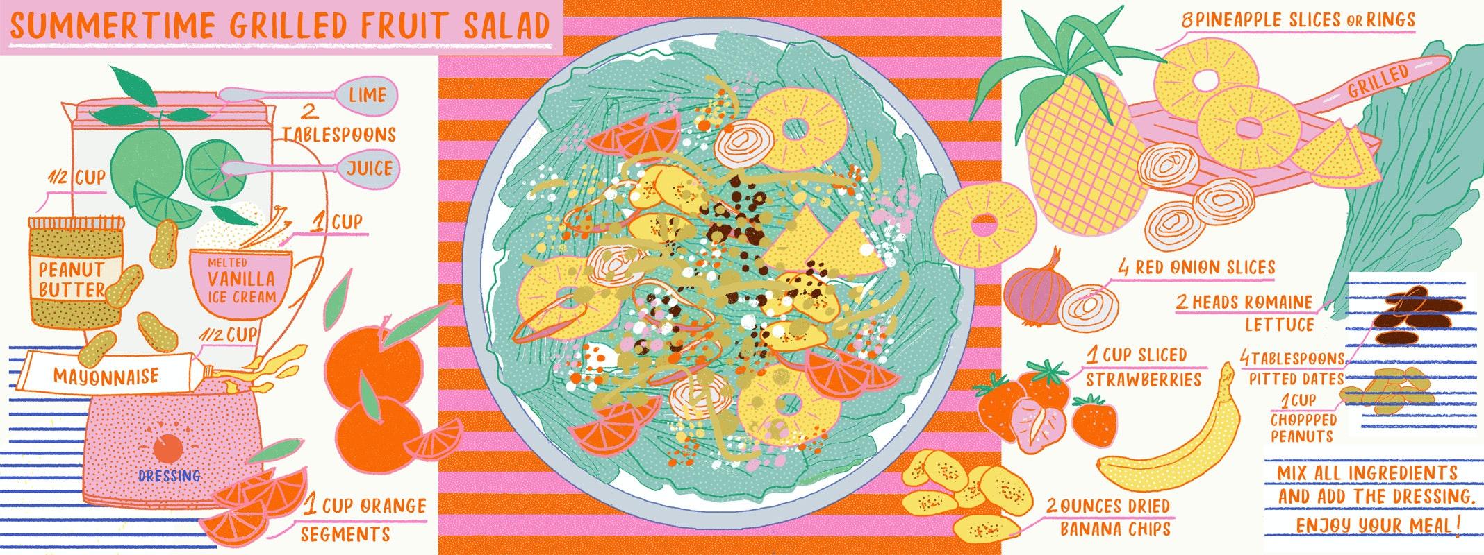 MILICA GOLUBOVIC - Milica_Golubovic_Peanut-salad-recipe-web