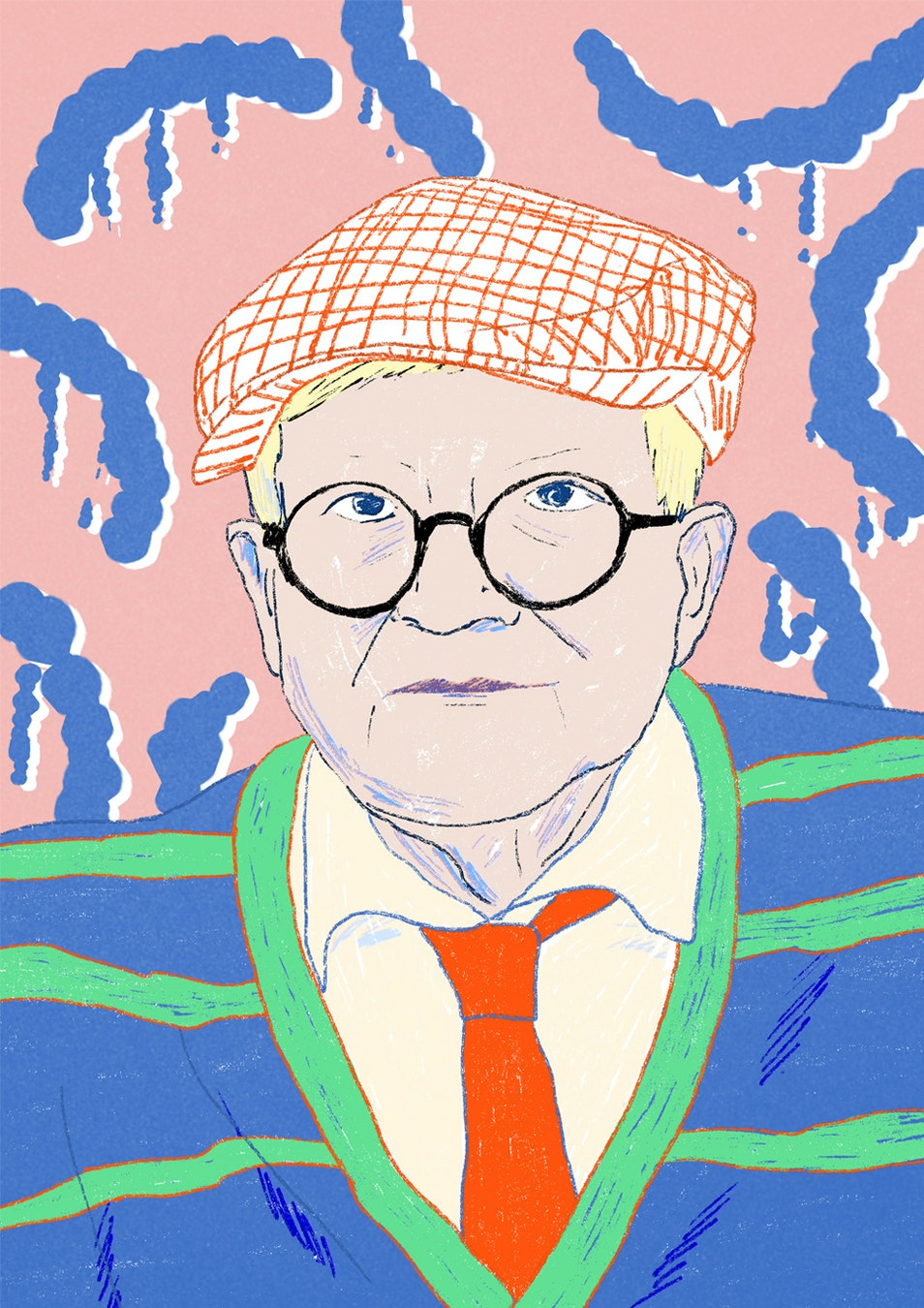 Milica_Golubovic_David_Hockney