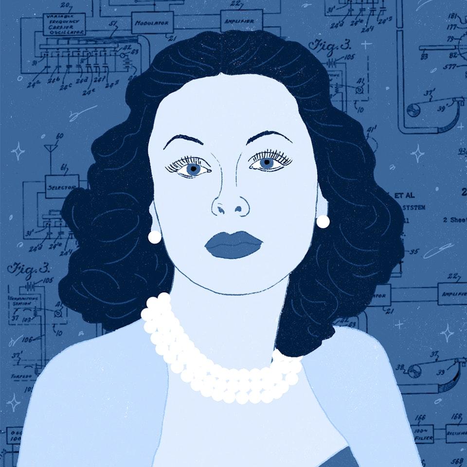 Milica Golubovic - Hedy Lamarr