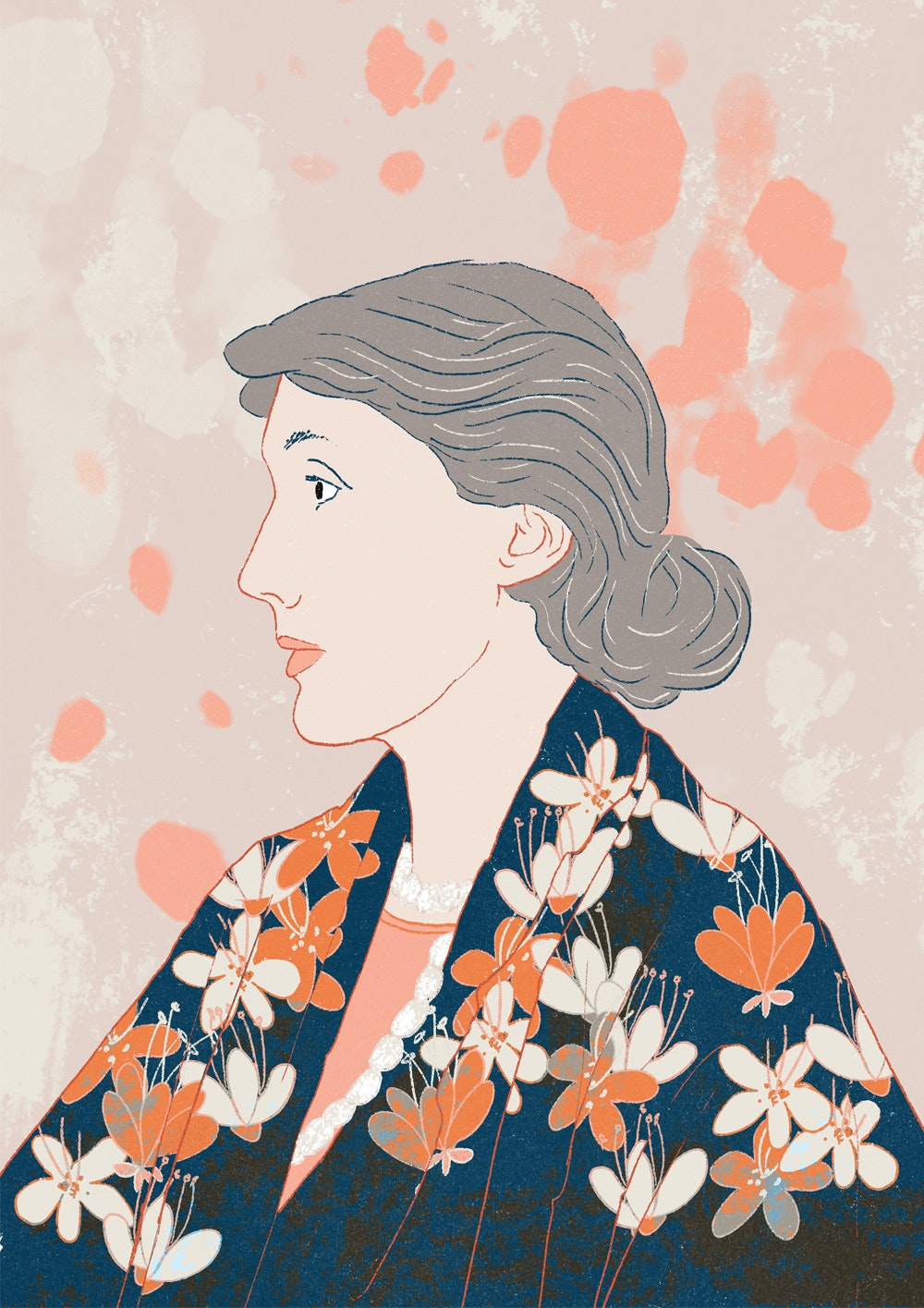 MILICA GOLUBOVIC - Milica_Golubovic_Virginia_Woolf