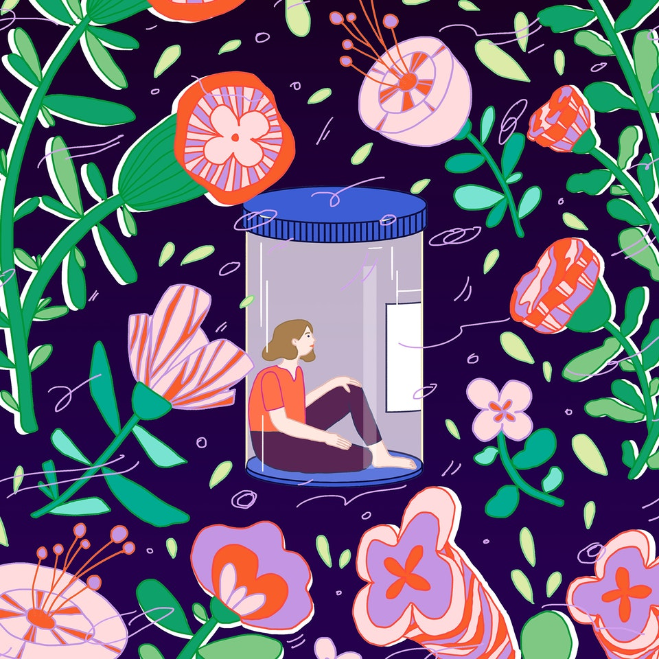 MILICA GOLUBOVIC - Coping with spring allergies | Personal work