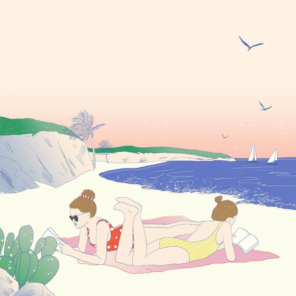 MILICA GOLUBOVIC - Summer