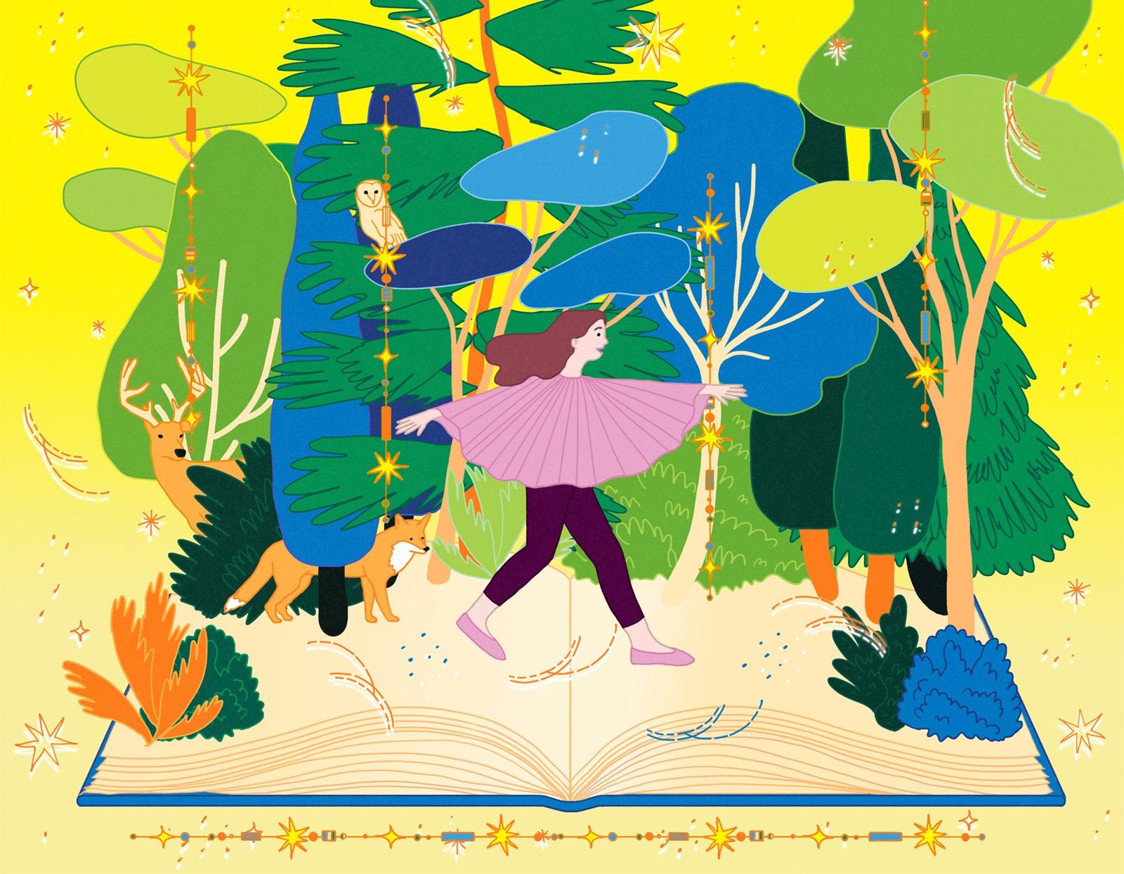 MILICA GOLUBOVIC - Fairytale web