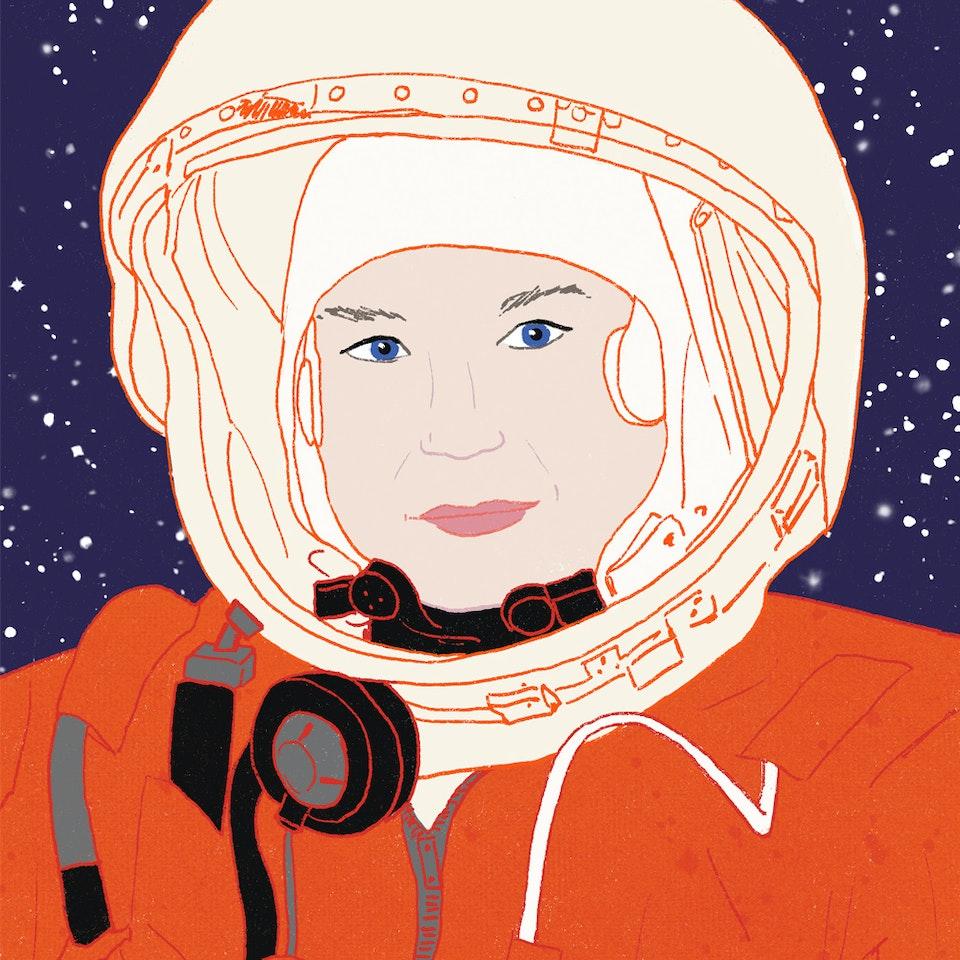 Milica Golubovic - Valentina Tereshkova