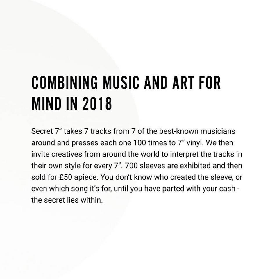 """Secret 7"""" (UK) x Mind Charity Screen-Shot-2018-07-01-at-7.44.02-PM"""