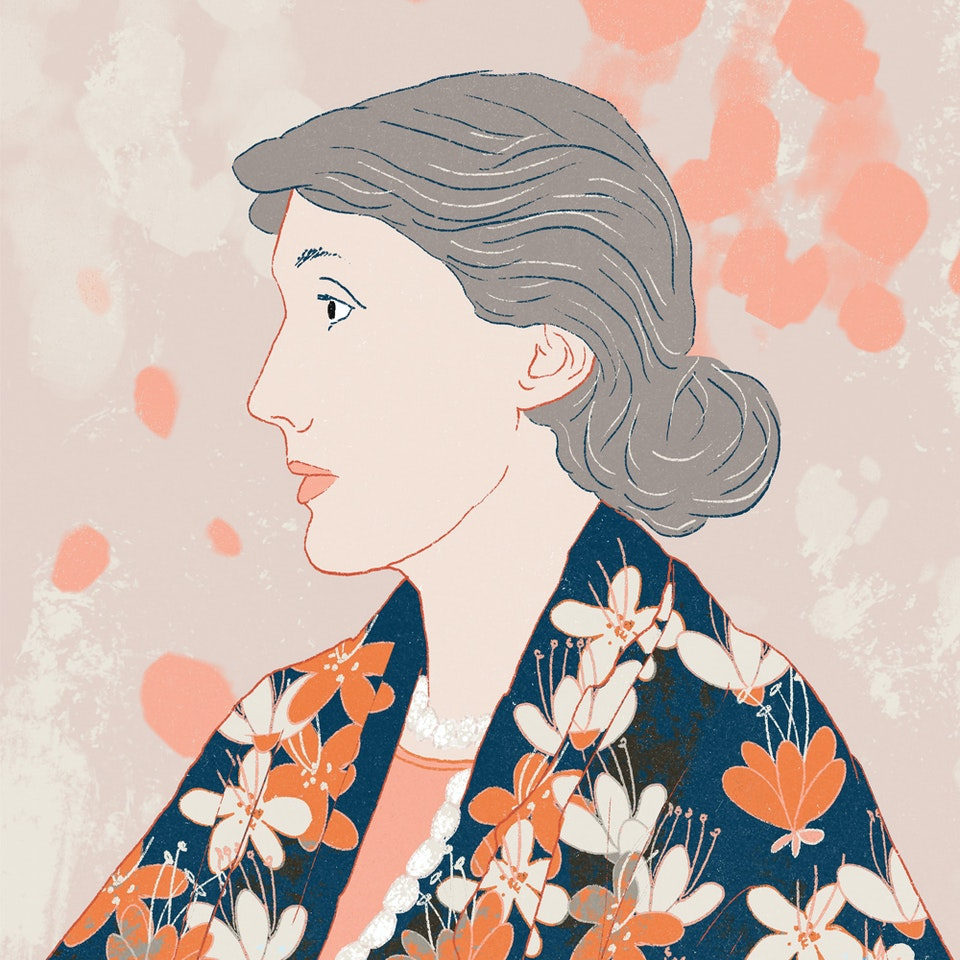 Milica Golubovic - Virginia Woolf