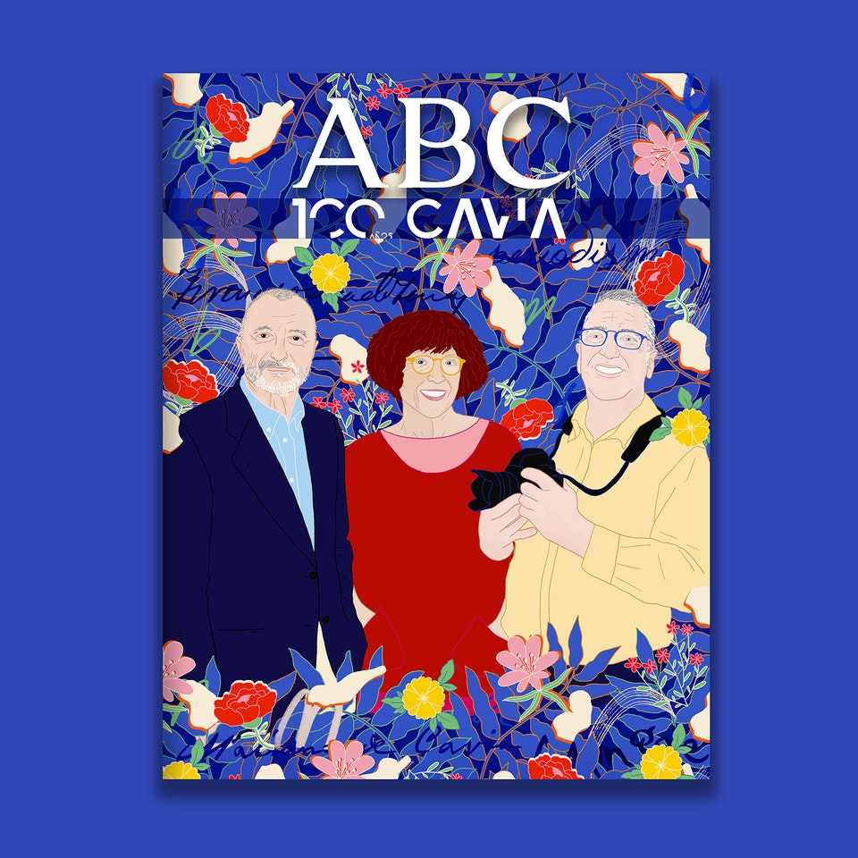 MILICA GOLUBOVIC - ABC Newspaper Awards (ES) | Cover illustration