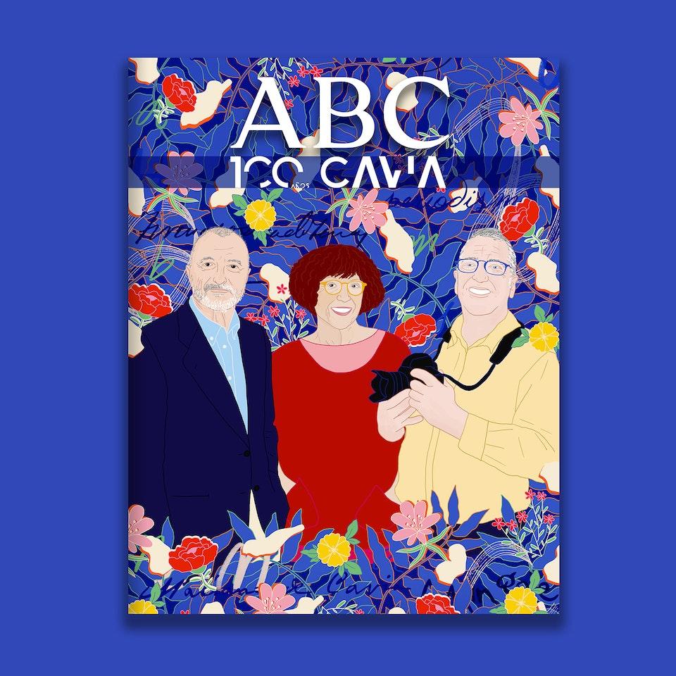 MILICA GOLUBOVIC - ABC Newspaper Awards (ES) | Cover illustration