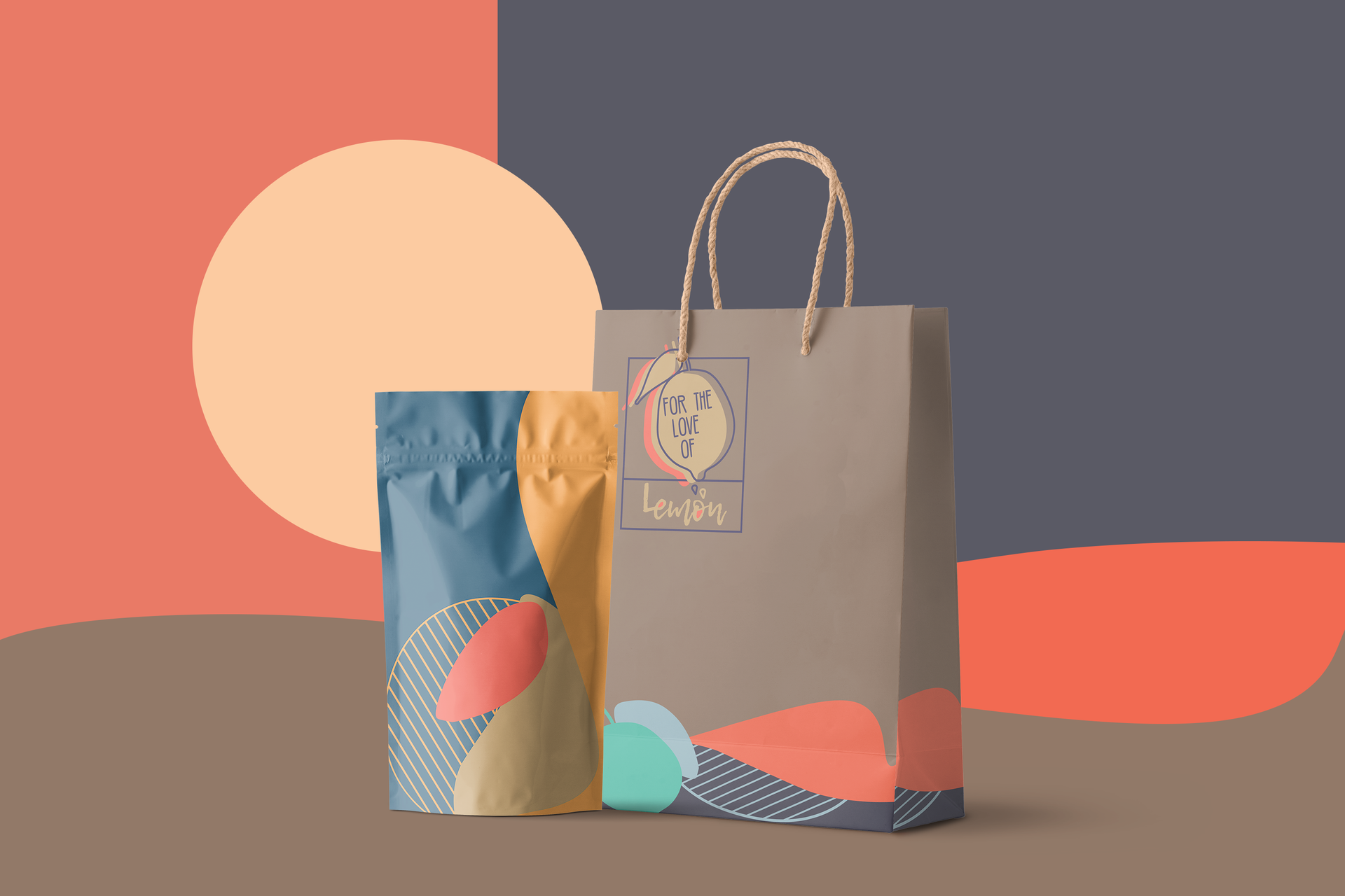 bag for the love