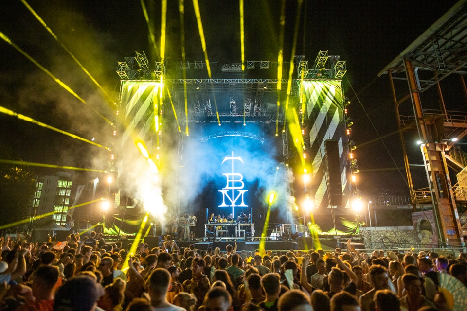 Kappa Futur Festival. Turin. July 2019. -