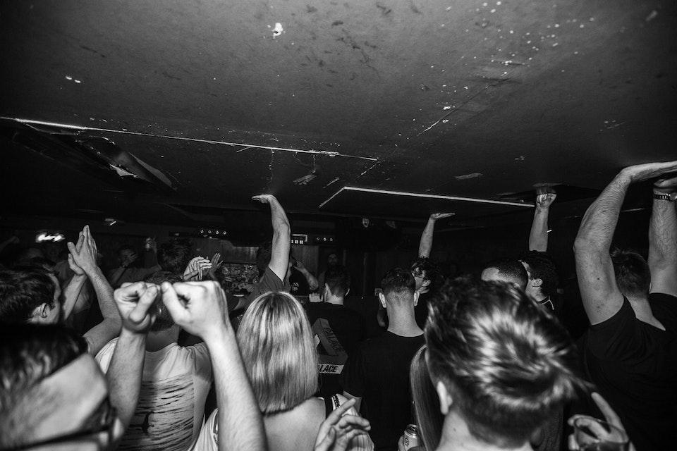 Sub Club. Glasgow. August 2018. -
