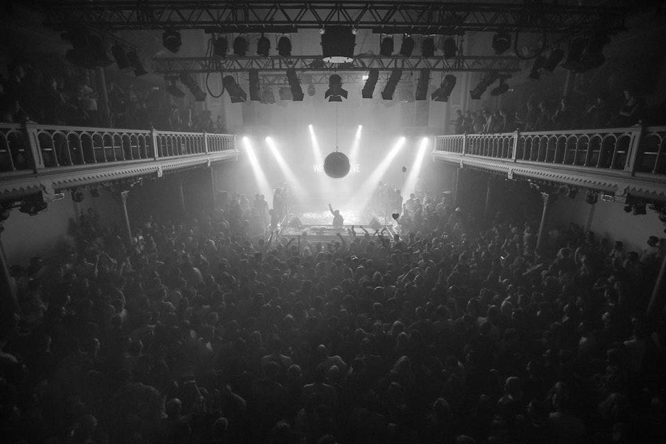 Paradiso. Amsterdam. February 2019. -