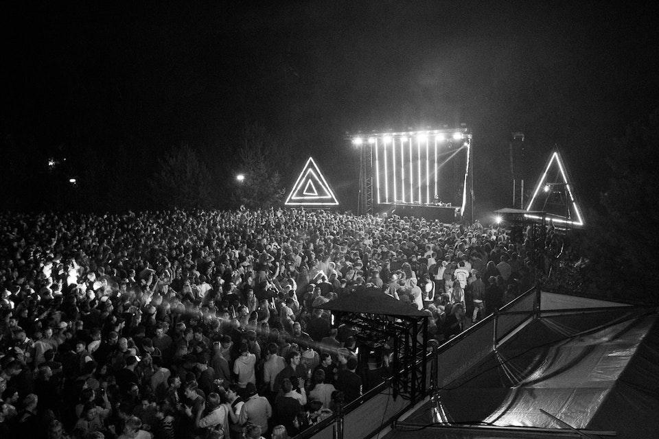 Draaimolen Festival. Tilburg. September 2018.