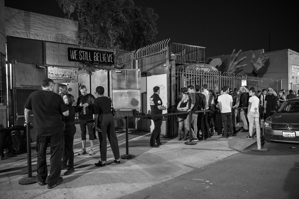 Lot 613 Day 1. Los Angeles. October 2018. -