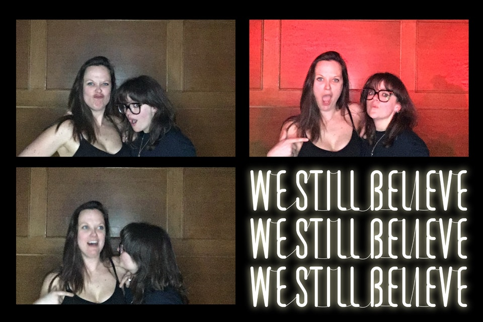Walthamstow Assembly Hall Photobooth. February 2019. -