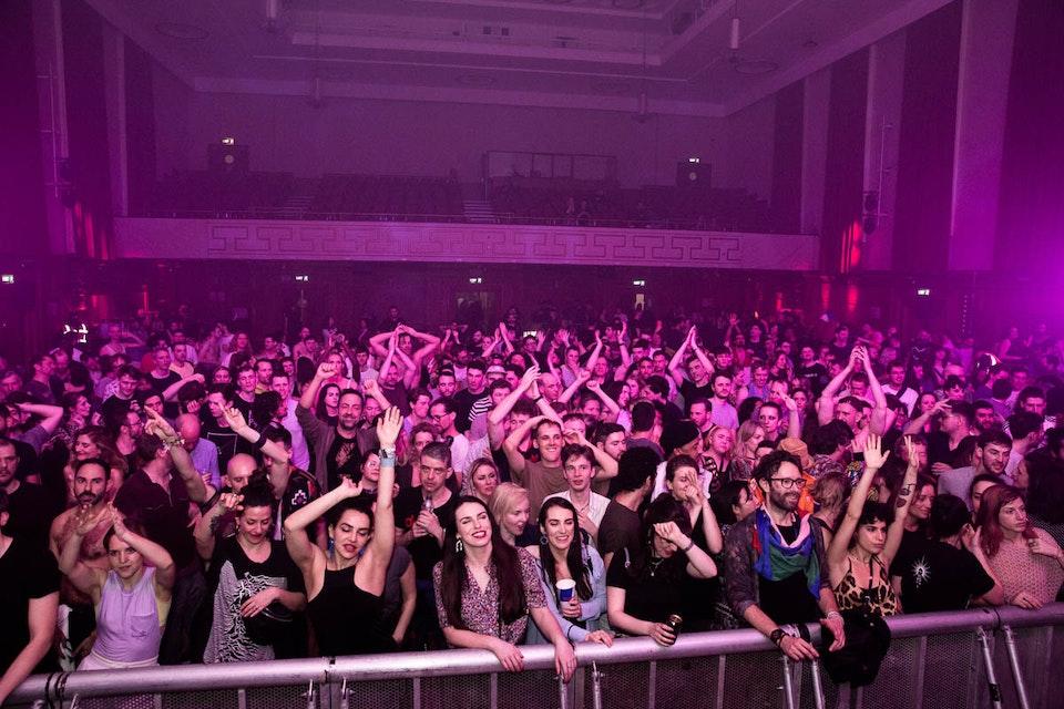Walthamstow Assembly Hall. London. February 2019. -