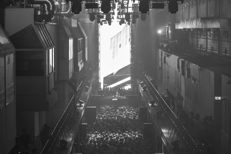 Printworks. London. October 2018 -
