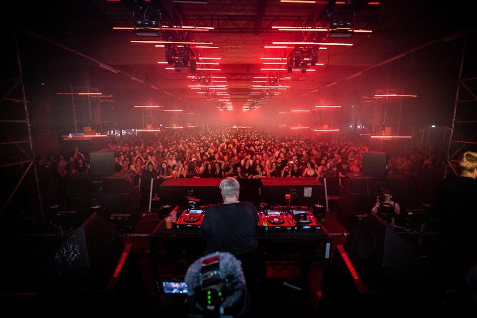 ADE. Amsterdam. October 2019. -