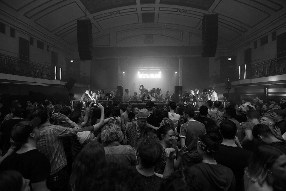 York Hall. London. December 2017. -