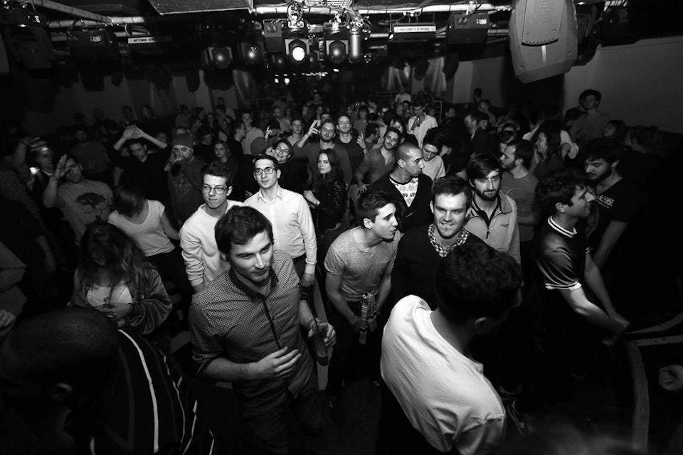 Rex Club. Paris. November 2015. -