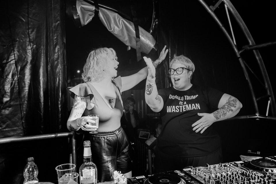We Still Believe Street Party. London. August 2018. -