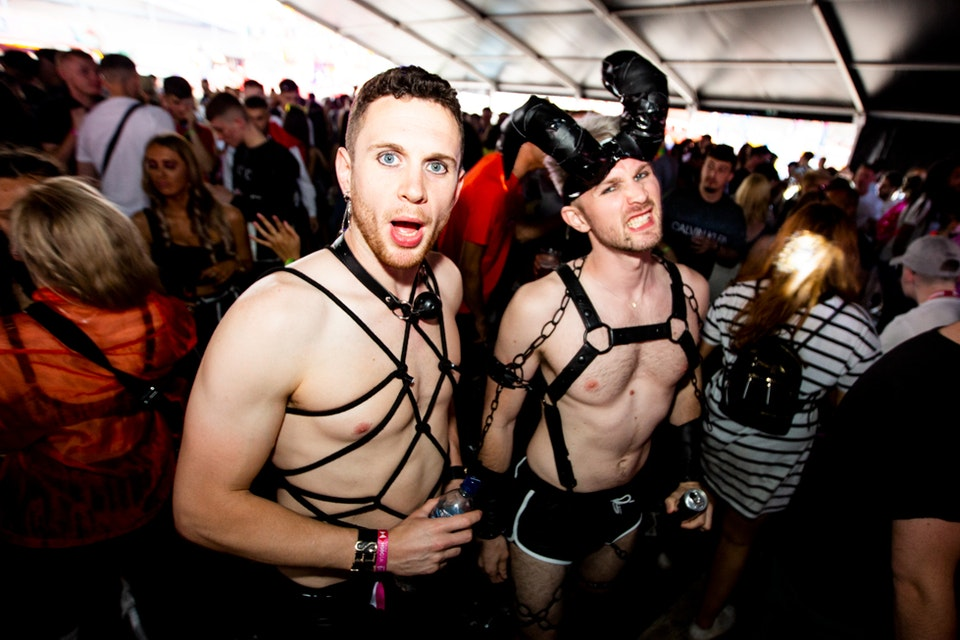 Pride. Birmingham. May 2019. -