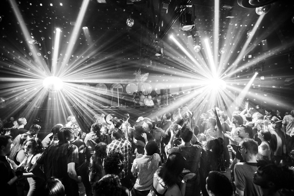 The Chemical Brothers After Party. L.A. May 2019 -