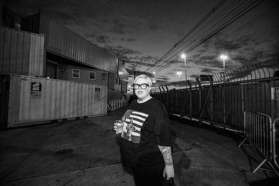 Time Warp. Sao Paulo. November 2019. -