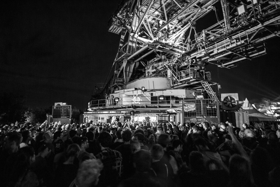 Melt Festival. Ferropolis. July 2019. -