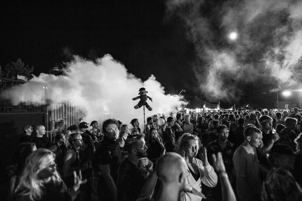 Melt Festival. Ferropolis. July 2019. -