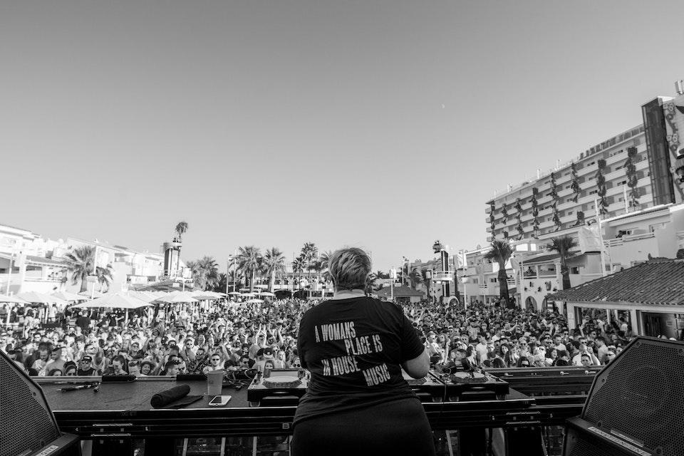 Ushuaia. Ibiza. October 2019.