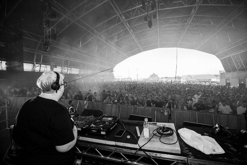 Creamfields Festival. Liverpool. August 2018. -