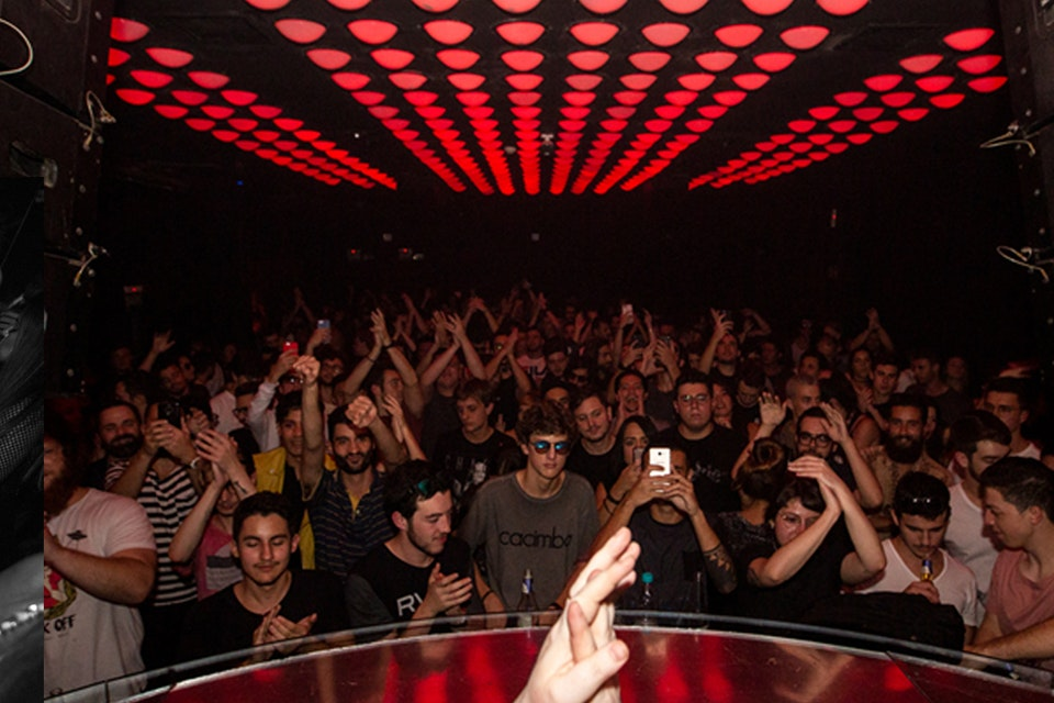 Club Vibe. Curtiba. May 2019. -