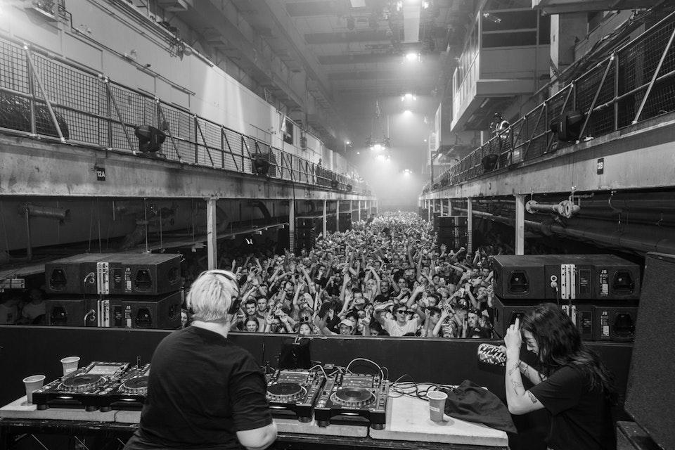 Printworks. London. October 2018 -