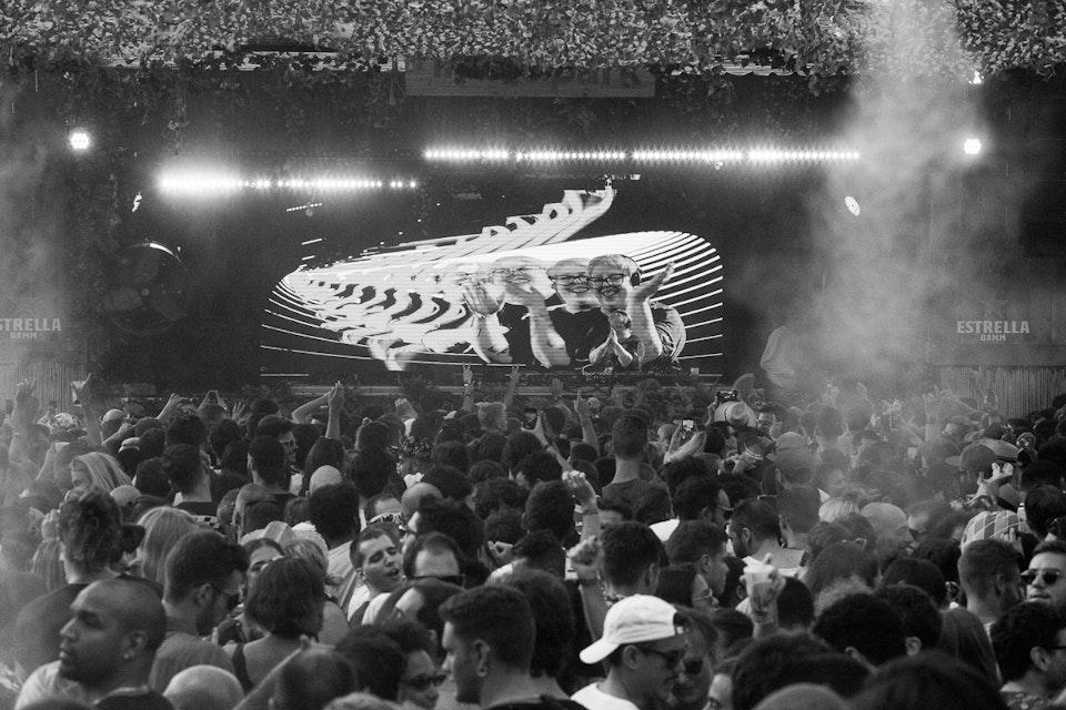 Brunch. Barcelona. September 2018. -