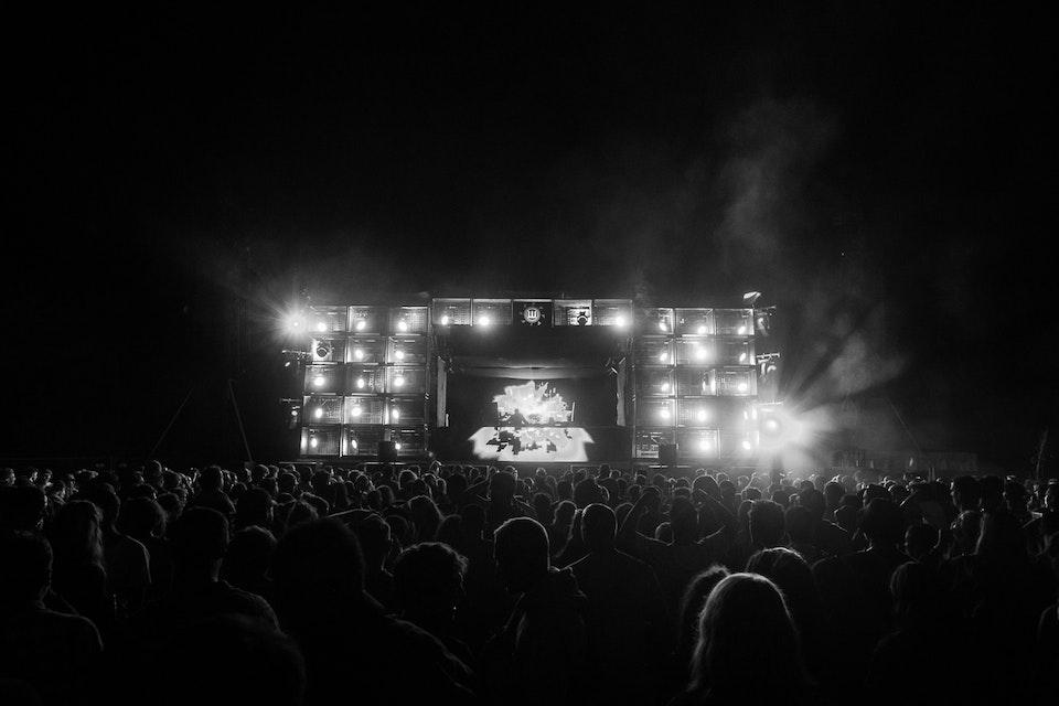 Melt Festival. Berlin. July 2018. -