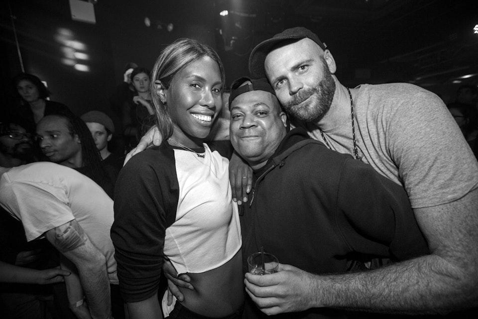 Analog Club. New York. November 2016. -
