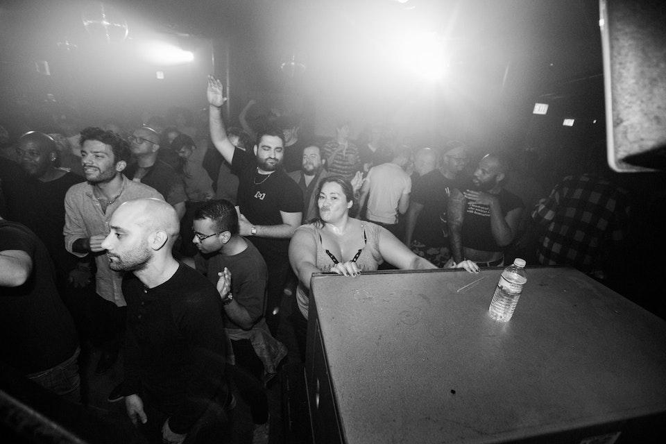 Smart Bar. Chicago. September 2019. -