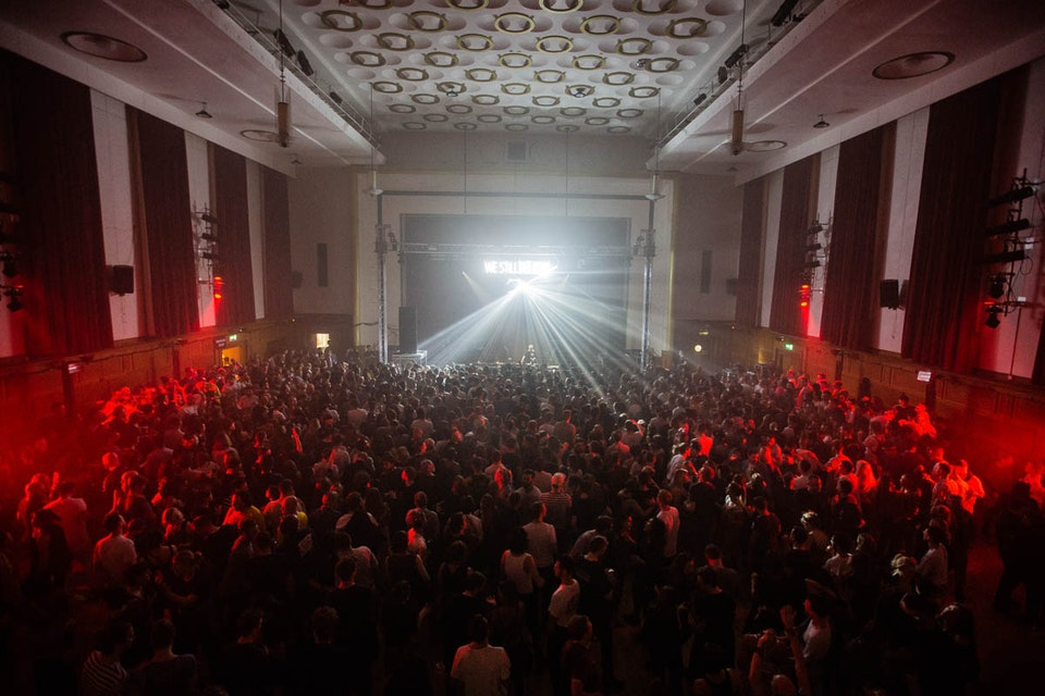 Walthamstow Assembly Hall. London. February 2019. -