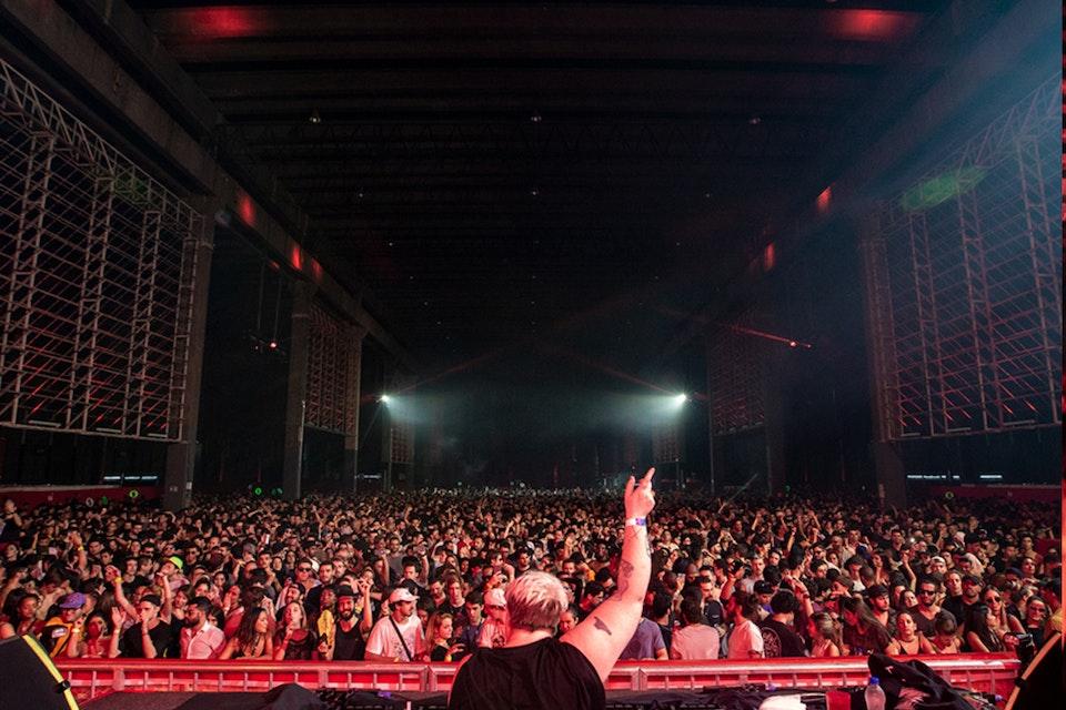 Circoloco. São Paulo. May 2019. -