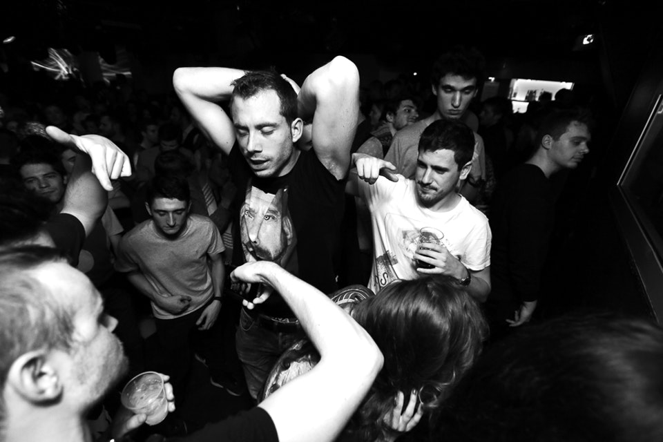 Rex Club. Paris. November 2015. -