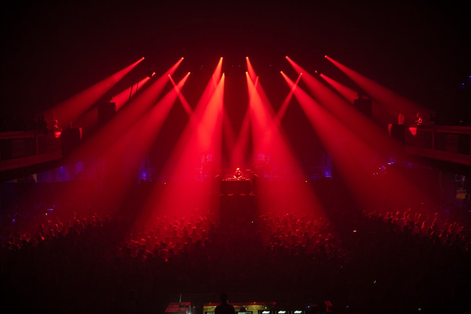 Chemical Brothers. L.A. May 2019. -