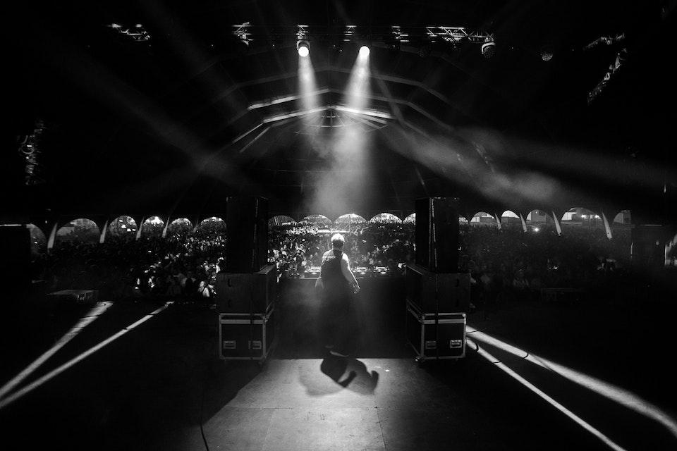 Dour Festival. Dour. July 2018. -